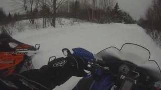 10. Yamaha Apex VS  Artic-Cat F-1000