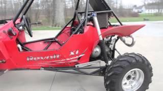 8. Redline RevoltXL - Yamaha Nytro Motor Swap #2 Walkaround