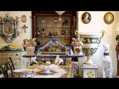 Impression of Sorrento Italy