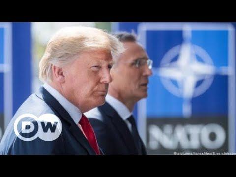Unter Beschuss: Wie stark ist die NATO?   DW Deutsch