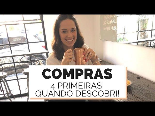 4 PRIMEIRAS COMPRAS DA GRAVIDEZ | MARI FLOR - Closet da Mari