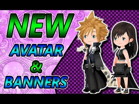Amazing Avatar Boards! & Banner Update ~ KH Union χ[Cross]