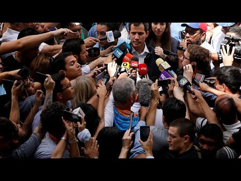 Venezuela: US-Sanktionen, Proteste - und wen unterstü ...