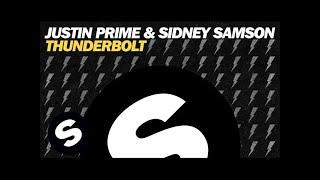 Thumbnail for Sidney Samson & Justin Prime — Thunderbolt