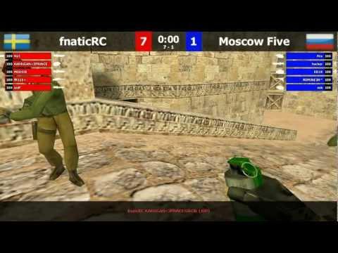 FCL Week 1: FnaticRC vs M5