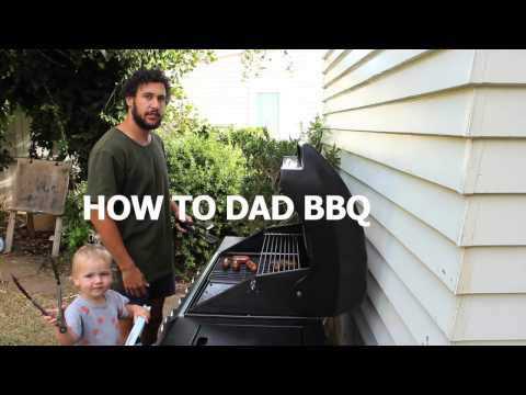 How to BBQ Like a Dad