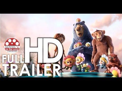 Wonder Park 2019 Official Movie Trailer #2  Full HD New