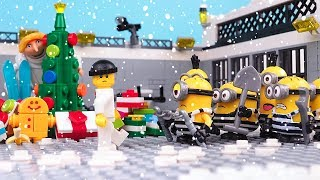 Video Minions in Prison • a Christmas Story • Despicable Me Stop Motion MP3, 3GP, MP4, WEBM, AVI, FLV April 2019