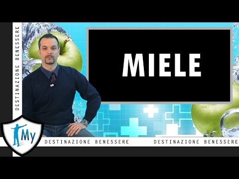 miele: proprietà e benefici!