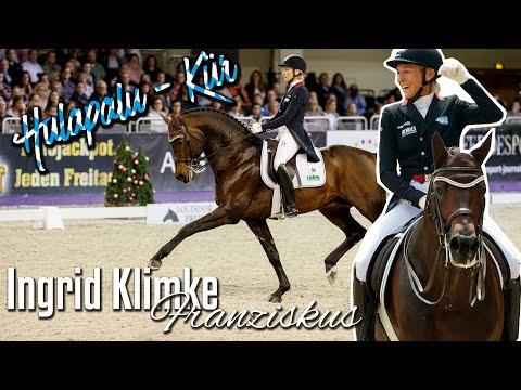 Ingrid Klimke & Franziskus Der Prix St. Georges-Special