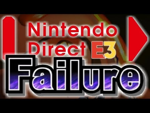 SMASHING Direct, ultimate... FAILURE!? | Smash JT Nintendo E3 2018 Recap