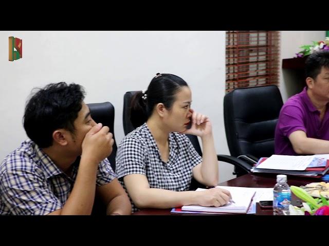 Sở Lao động - TB&XH tỉnh Nghệ An thăm và làm việc tại Công ty Kaizen