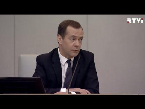 Что ответил Медведев на обвинения в корррупции?