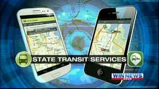 Arrivo Sydney Lite Transit App YouTube video