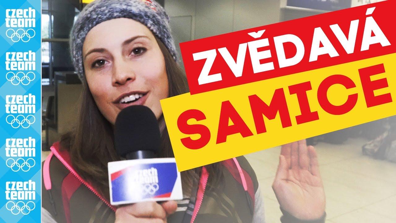 Eva Samková představuje borce pro MS | One lady show