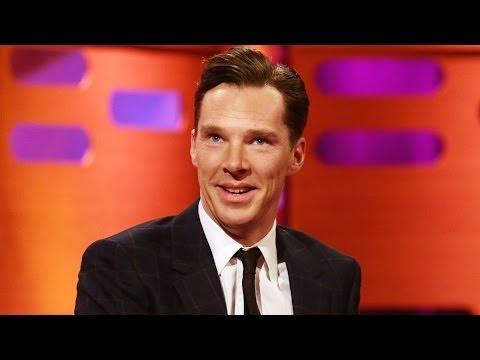 Benedict Cumberbatch a Harrison Ford u Grahama Nortona
