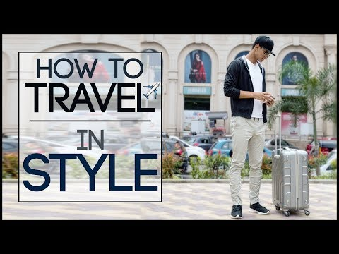 How To Travel in STYLE | 4 Luggage Every Man Needs | Travel Style Tips for Men | Mayank Bhattacharya