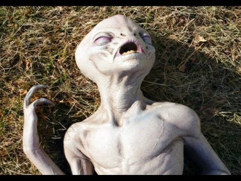 "10 ""veri"" alieni avvistati e ripresi da videocamere"