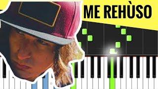 Download Lagu Me Rehúso / Danny Ocean (Multitrack instrumental version tutorial) Mp3