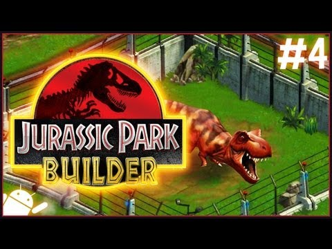 Jurassic Park Builder | #4 | Under The Sea.