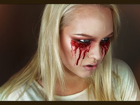 Easy Bloody Mary – Halloween Makeup Tutorial