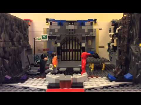 LEGO justice league salvation episode 5: redemption (finale)