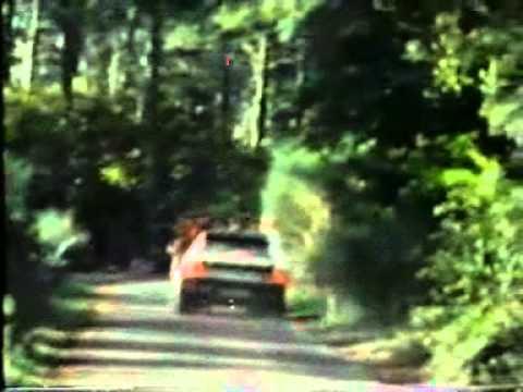 henri toivonen al volante della lancia delta s4