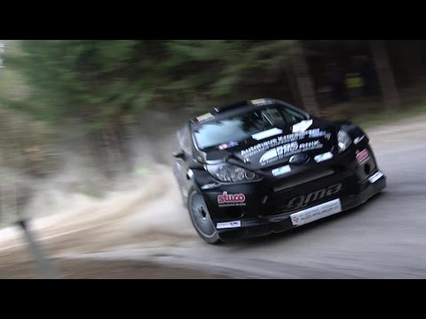 Lavanttal Rallye 2017   SHAKEDOWN