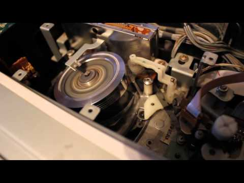 VCR Panasonic NV F65 vs VCR Panasonic NV F55 Part 2 (видео)