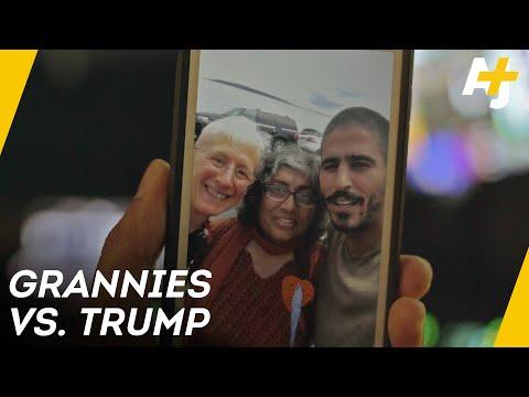 Meet The Old Ladies Fighting Trump's Zero-Tolerance Policy | AJ+