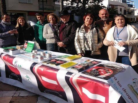 Mesa Informativa de ARATI en el Día Sin Alcohol
