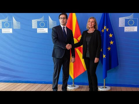 O πρόεδρος της Β.Μακεδονίας στις Βρυξέλλες