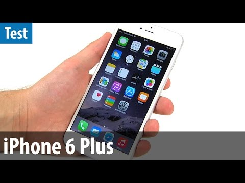 Youtube Video Apple iPhone 6S Plus mit 16 GB gold