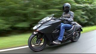 2. Essai Honda Vultus