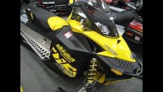 8. 2010 Ski Doo MXZ Renegade 550F