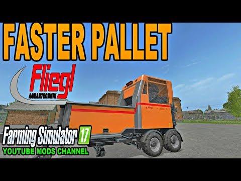 Fliegl Pallet Filling System v1.0.0.7