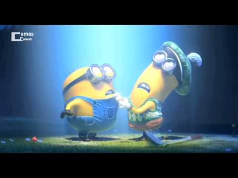 Minions - Best Minion Stories: The UFO [HD]