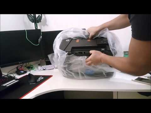 Stampante Laser multifunzione Wifi HP MFP M125nw LaserJetPRO - Parte 1