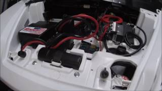 4. Honda Pioneer 1000 UTV - Winch Install Guide - How To - Step By Step - KFI Winch Mount