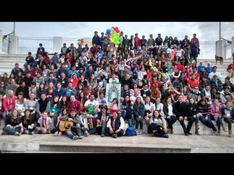 La misión juvenil diocesana en 1 minuto