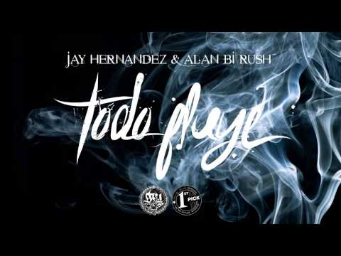 """Jay Hernández & Alan Bi Rush presentan un adelanto de su próxima mixtape: """"Todo fluye"""""""