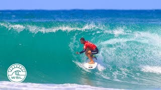 The Junior Pro Sopela culminated in great surf to crown Neis Lartigue and Leo Paul Etienne as the event champions. Kauli Vaast...
