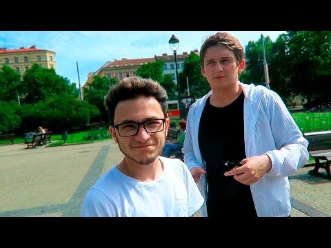 Эл и Rickey F в Праге, Oxxxymiron и Таксист Вызвал На Баттл (2016)