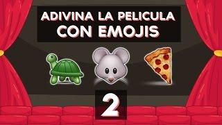 Eres capaz de adivinar estas películas solo con Emojis? Adivina la película con Emojis con este divertido test! ↠↠ ¡No te olvides de suscribirte para no perderte ...