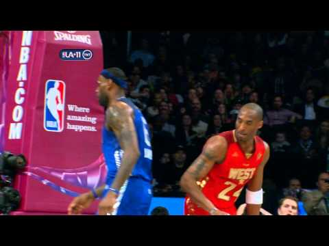 Kobe Bryant's Top 10 Plays of the 2010-2011 Season (видео)