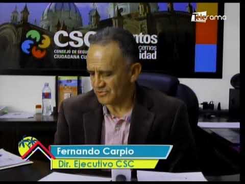 En Cuenca se implementan alarmas comunitarias como sistema de seguridad