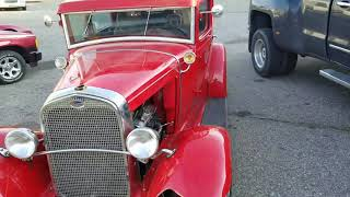 4. 1931 Ford Model A