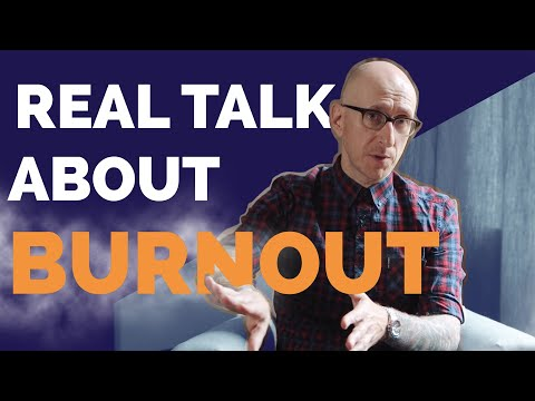 Real Talk About BURNOUT