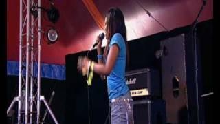 Lady Leshurr - Bashgrime / Krump (BBC Introducing stage at Glastonbury 2010)