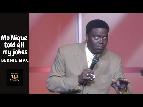 "Bernie Mac ""Monique Told All My Jokes""  Kings of Comedy Tour"